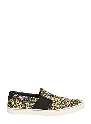 Desenli Sneakers Ayakkabı-Clarks